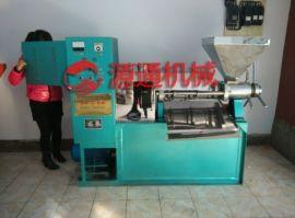四川油菜籽榨油机设备