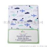 柔飞纯棉防水尿垫婴幼儿尿垫巾批发供应多色可选现货