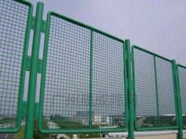 惠州高速钢板护栏网款式|深圳桥梁铁丝防抛网|阳江铁路隔离网