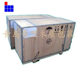 木质包装箱批发定做尺寸厂家直销