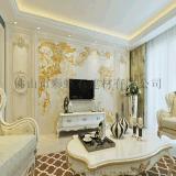彩虹石品牌現代簡約歐式客廳電視背景牆 陶瓷藝術壁畫 瓷磚背景牆