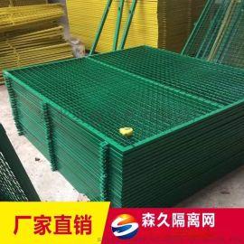 车间隔离网销售 仓库隔离栅厂家直销 铁丝网围栏低价促销