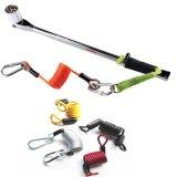 供应套筒工具安全伸缩弹簧钢丝绳