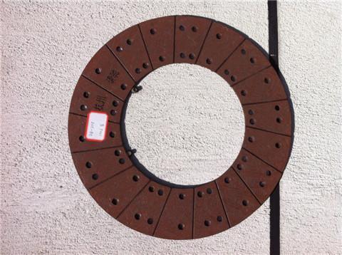 大奔离合器面片摩擦片 (DB-1009)