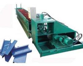 全自动液压C型钢檩条成型机