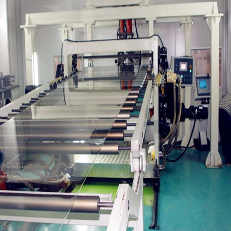 PC實心板材擠出生產線設備