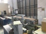 工廠直銷PVC踢腳線設備生產線 PVC線條裝飾線設備PVC憑線條生產線