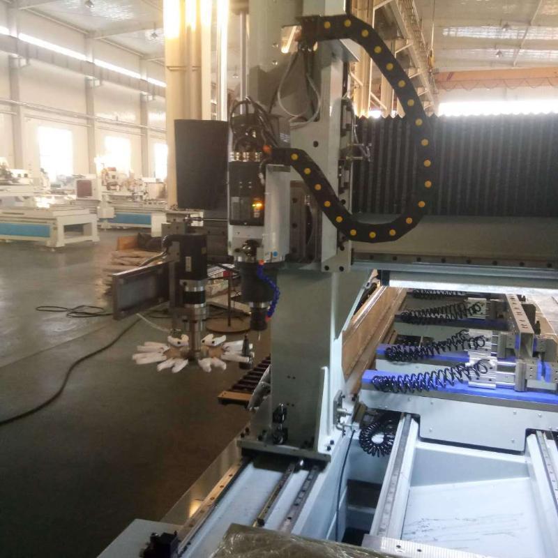 铝型材数控加工设备 工业铝数控加工中