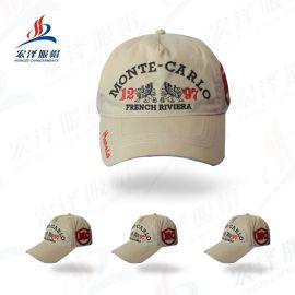 新款帽子春夏韩版时尚个性字母棒球帽户外休闲弯檐纯色遮阳鸭舌帽