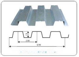 楼承板(YX75-230-690型承重板)