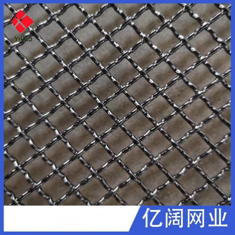 河南厂家直销316L材质12目不锈钢丝网石油过滤网