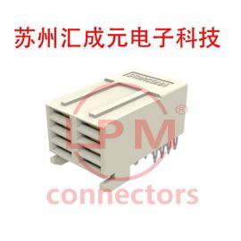 苏州汇成元电子现货供应庆良   037B01-02000A-M6     连接器