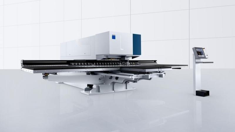 德国通快冲裁激光机床 trumatic 6000 fiber