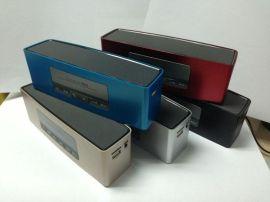 B21博士无线蓝牙音箱 插卡插U盘FM收音音响 手机电脑通用