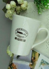 陶瓷漏斗杯,珠海廣告杯,禮品商務贈品杯珠海鳳鑫杯業