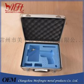 厂家直销铝合金工具箱 家用防爆药箱医疗箱  药物手提箱铝