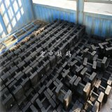 白银25千克电梯负荷测试配重砝码 电梯砝码价格