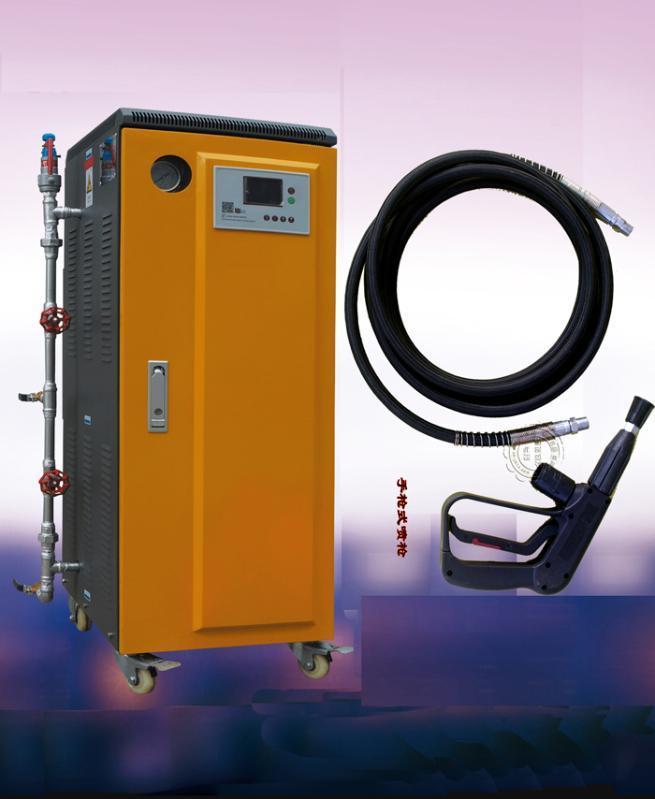 实验室清洗杀菌用6KW小型电蒸汽清洗机 杀菌清洗用蒸汽清洗机