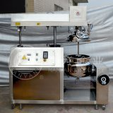 100升自動提升真空乳化攪拌鍋化妝品高速分散乳化機