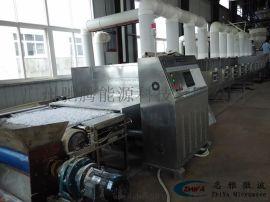广州志雅提供高腐蚀性电池材料微波干燥设备(电池材料微波烘干设备)