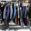宝莱国际品牌折扣女装羽绒服尾货走份厂家货源拿货渠道