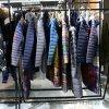 寶萊國際品牌折扣女裝羽絨服尾貨走份廠家貨源拿貨渠道