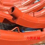 河北陶瓷耐磨彎頭廠專業生產陶瓷揹包彎頭