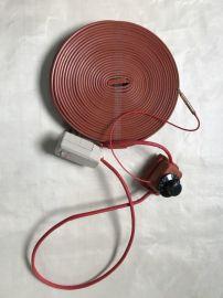 厂家防水型硅橡胶加热带 管道电加热带