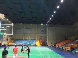 室内篮球场羽毛球场LED灯 篮羽球馆一般用多少灯