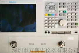 安捷伦N5230A网络分析仪维修案例