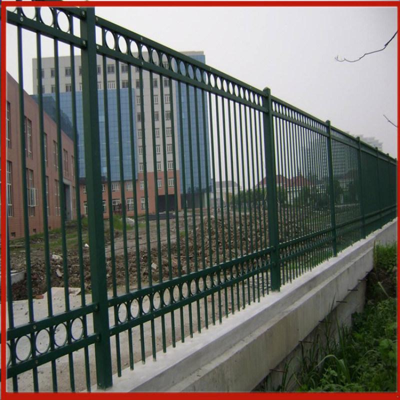 陕西锌钢护栏 海宁锌钢护栏 养猪围栏网厂家