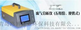 LB-506型五组分汽车尾气分析仪-路博代理