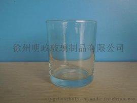 明政玻璃厂家 销售 玻璃烛台 蜡烛台