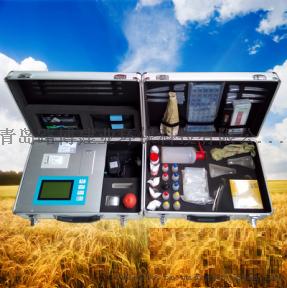 LB-G01高智能多参数土壤肥料养分检测仪