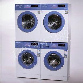 学校工厂公寓洗衣店投币刷卡无线支付商用烘干机干衣机8kg大容量