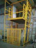 超威SJD1.5*1.6導軌式液壓貨梯