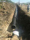 北京hdpe纏繞增強管,大口徑纏繞結構壁B型管
