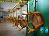 静电喷漆生产线 涂装流水线  悬挂式输送线