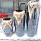 景德鎮陶瓷 窯變瓷瓶 家居軟裝陳設陶瓷 酒店裝飾