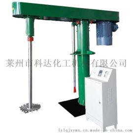 自动定时搅拌分散机 树脂涂料搅拌设备 高速搅拌机