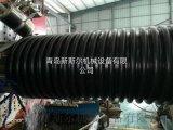 連續生產型克拉管擠出設備,連續纏繞克拉管生產線