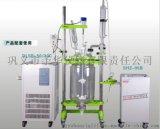 双层玻璃反应釜 高性能PTFE组合密封变频搅拌