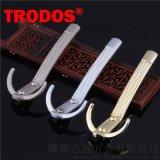 TRODOS鋅合金衣帽鉤ZY-213奢華歐式家具廚衛掛鉤排鉤防鏽耐用廠家直銷