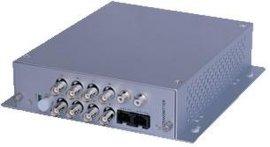 8路视频数字光纤传输系统