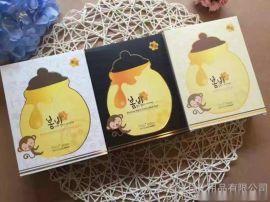 天然蜂蜜做成的面膜,泰国春雨面膜低价供应