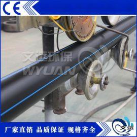 给水管DN20/25/32/50自来水管盘管PE水管灌溉、pe实壁管