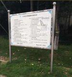 不锈钢指示牌制作厂家西安江兴