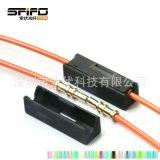 MOST汽車光纖線 連接器 接駁盒 耦合器對接器中繼器