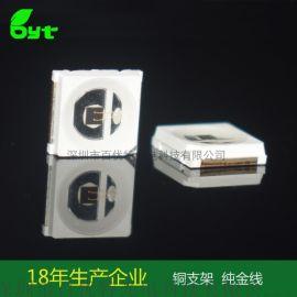 5050贴片红外线发射管 台湾晶元进口  850nm红外1-3W发光二极管