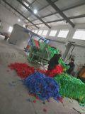 廣東海綿機械使用案例用來分解海綿包不用人工分解